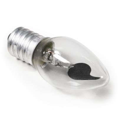 Glühlampe McShine Flackernde Kerze, E14, 230V, 3W