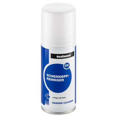 TESLANOL-Spray Scherkopfreiniger 100ml-Dose