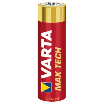Mignon-Batterie VARTA MAX-TECH 1,5 V, Typ AA, 4er-Blister
