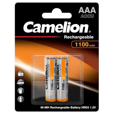 Micro-Akku CAMELION 1,2 V, 1.000 mAh, Typ AAA, NiMH,...