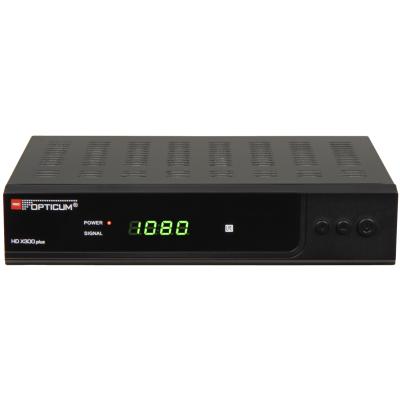 DVB-S Receiver, Full HD 1080p, USB 2.0, HDMI, SCART,...