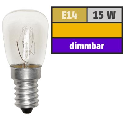 Kühlschrank-Leuchtmittel McShine, E14, 230V, 15W,...