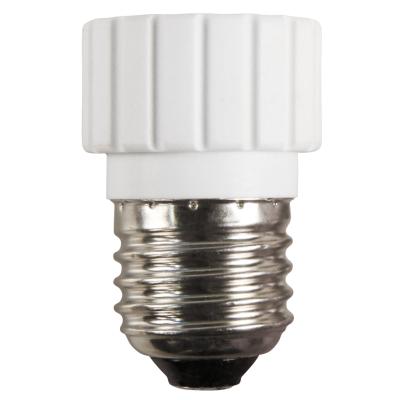 Lampensockel-Adapter McShine, E27 auf GU10