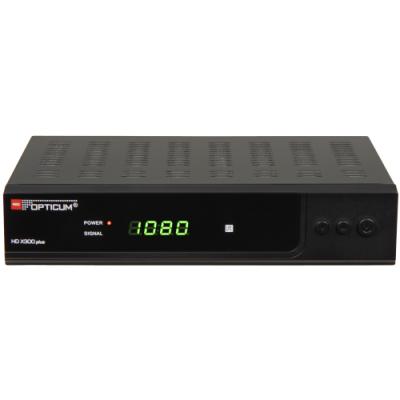 DVB-S Receiver, Full HD 1080p, PVR, USB 2.0, HDMI, SCART,...