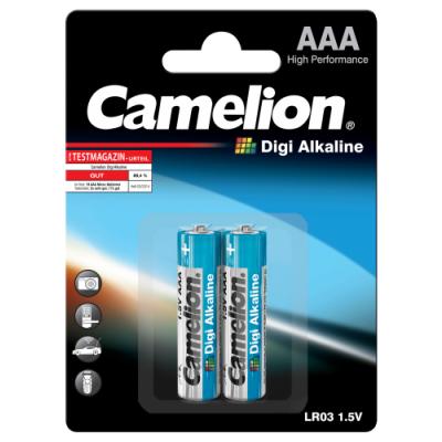 Micro-Batterie CAMELION Digi Alkaline 1,5 V, Typ...