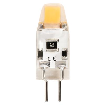 LED-Stiftsockellampe McShine Silicia COB, G4, 1W, 110 lm,...