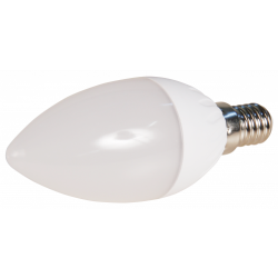 LED Kerzenlampe McShine, E14, 6W, 480lm, 160°, 3000K,...