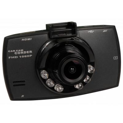 Dashcam mit 2,7 LCD Fabbdisplay, Full HD, 1920x1080...