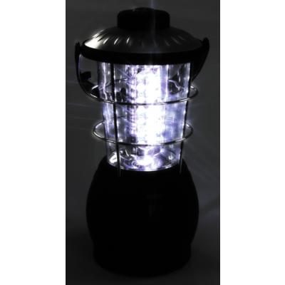 LED-Campingleuchte CL-3600, 36 LEDs, HxØ 250x130mm