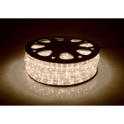 44m LED-Lichtschlauch Warmweiß   1584 LEDs   IP44  ...
