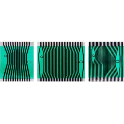 Reparatur Kontaktfolie Tacho Flexband für Mercedes...