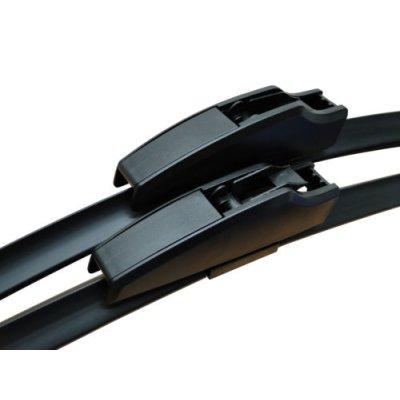 Scheibenwischer Set Satz Flachbalken für Nissan Tiida (Typ C11) - 2004-2011