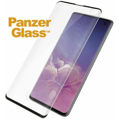 PanzerGlass Fingerprint Samsung Galaxy S10, CF, Black