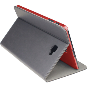 Gecko-Samsung Galaxy Tab A 10.1 Easy-click Cover | black | red