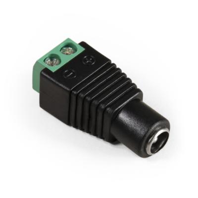 Adapter McPower, DC-Kupplung 5,5x2,1mm und Lüsterklemme