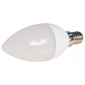 LED Kerzenlampe McShine, E14, 4W, 320lm, 160°, 4000K, neutralweiß, Ø37x98mm