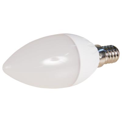 LED Kerzenlampe McShine, E14, 8W, 600lm, 160°, 4000K,...