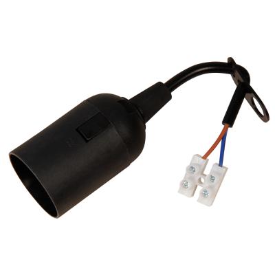 Renovierfassung McShine E27, mit 11cm Kabel und...
