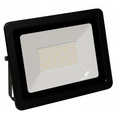 LED-Außenstrahler McShine Super-Slim 100W,...