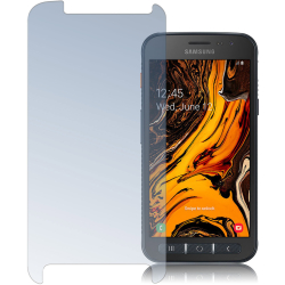 4smarts Second Glass 2.5D für Samsung Galaxy Xcover 4s
