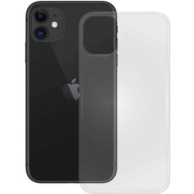 PEDEA Soft TPU Case für Apple iPhone 11, transparent