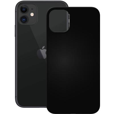 PEDEA Soft TPU Case für Apple iPhone 11, schwarz