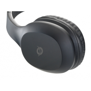 Conceptronic PARRIS Wireless Bluetooth Headset | schwarz | 8h Laufzeit