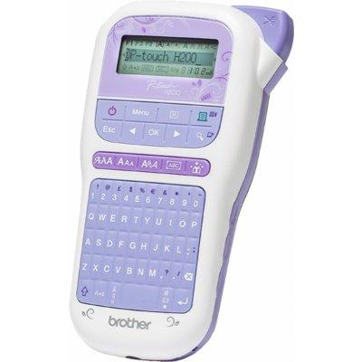 Brother P-touch H200 Beschriftungsgerät für...