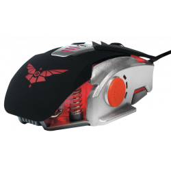 Maus, Gaming Mouse PRO, USB 8-Button, 2400dpi, variables...