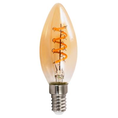 LED Filament Kerzenlampe McShine Retro E14, 2W, 150lm,...