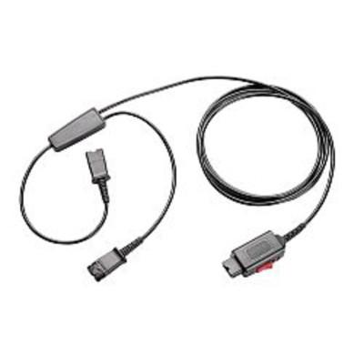 Poly Y-Kabel zum Anschluß von 2 Headsets