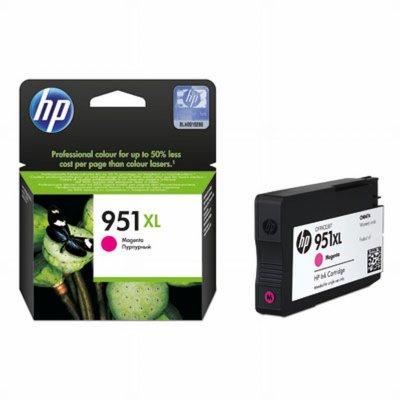 HP Tintenpatrone Nr. 951XL CN047AE Magenta (ca. 1500 Seiten)