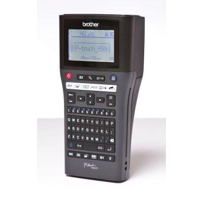 Brother P-touch H500 Handheld Beschriftungsgerät