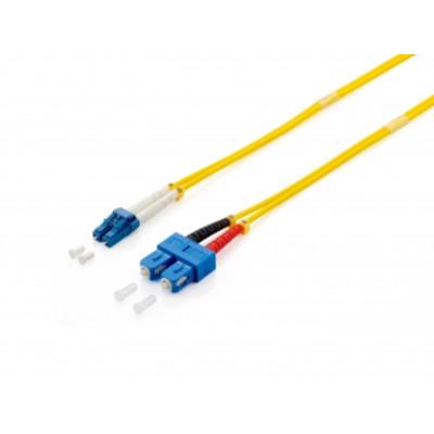 equip LWL Patchkabel LC/SC 9/125µm duplex 3,0m