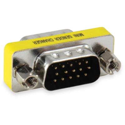 equip Mini Gender Changer 15Pin VGA HD M/M