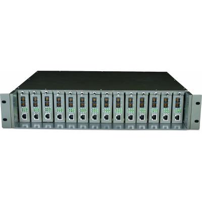 TP-Link TL-MC1400 14-Slot Rackmountgehäuse für...