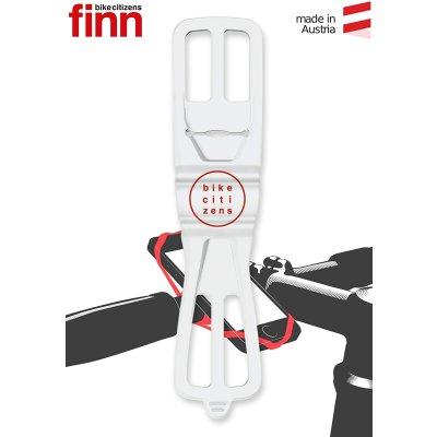 Finn - Universal Fahrradhalter clear inkl. BikeCitizens APP