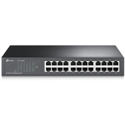 TP-Link TL-SF1024D 24-Port 10/100 Desktop/Rackmount Switch