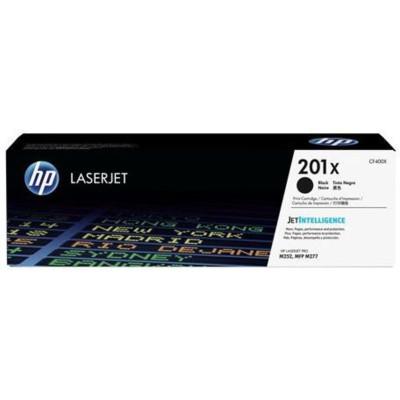 HP Toner 201X Schwarz (ca. 2.800 Seiten)