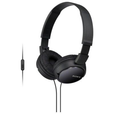 SONY faltbarer Kopfhörer m Headsetfunktion...