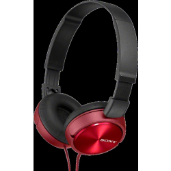SONY, Over-Ear MDR-ZX310AP rot