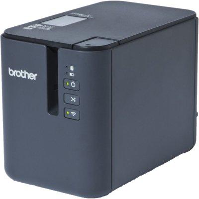 Brother P-touch P900W PC USB Profi Beschriftungsgerät