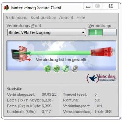 Telekom IPSEC VPN Client