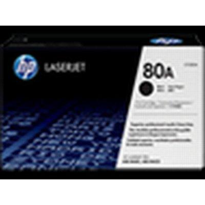 HP Toner 80A CF280A Toner Schwarz (ca. 2700 Seiten)