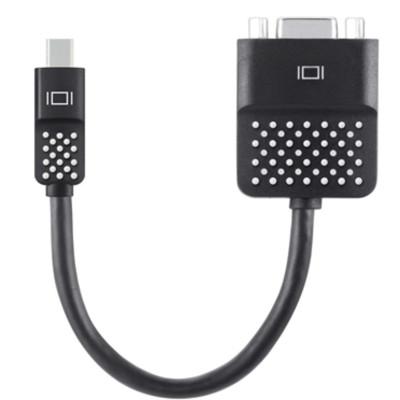 Belkin Mini DisplayPort™ to VGA Adapter, Schwarz