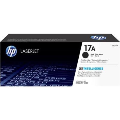 HP Toner Nr. 17A CF217A Schwarz (ca. 1.600 Seiten)
