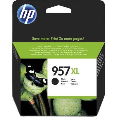 HP Tintenpatrone Nr. 957XL Schwarz (ca. 3.000 Seiten)