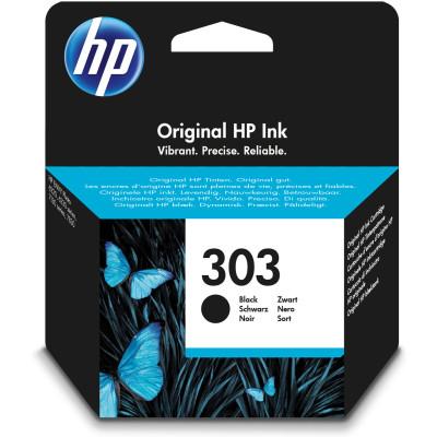 HP Tintenpatrone Nr. 303 T6N02AE Schwarz (ca. 200 Seiten)
