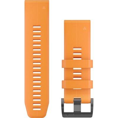Garmin Ersatzarmband QuickFit® 26 Solar Flare Orange...