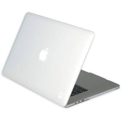 """Gecko - Macbook Air 13"""" Clip On Case - schneeweiß"""
